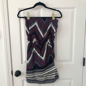 Tribal colored dress
